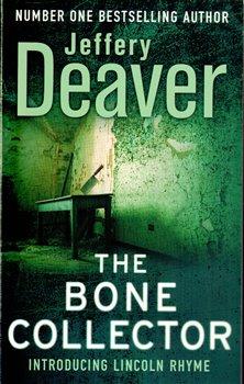 Obálka titulu The Bone Collector