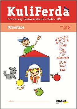 Obálka titulu Kuliferda. Orientace pro rozvoj školní zralosti u dětí v MŠ