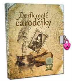 Obálka titulu Deník malé čarodějky