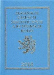 Almanach českých šlechtických a rytířských rodů 2018