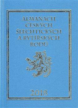Obálka titulu Almanach českých šlechtických a rytířských rodů 2018