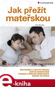 Obálka titulu Jak přežít mateřskou