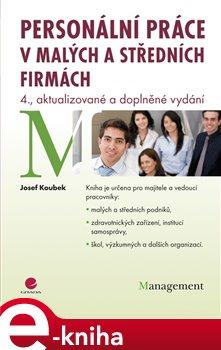 Obálka titulu Personální práce v malých a středních firmách