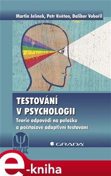 Obálka titulu Testování v psychologii