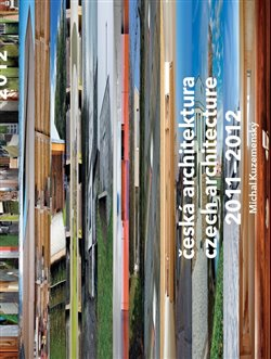 Obálka titulu Česká architektura 2011-2012