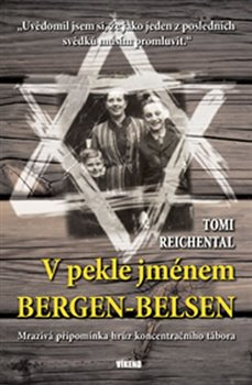 Obálka titulu V pekle jménem Bergen-Belsen