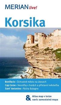 Obálka titulu Korsika - Merian Live!