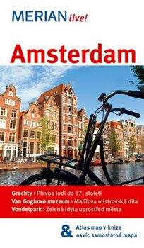 Obálka titulu Amsterdam - Merian Live!