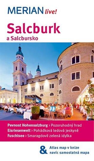 Salcburk a Salcbursko - Merian Live! /nov.vyd./