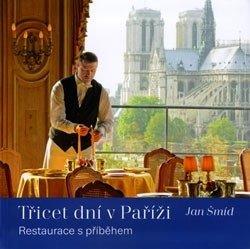 Obálka titulu Třicet dní v Paříži
