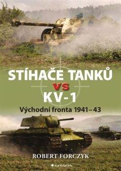 Obálka titulu Stíhače tanků vs KV–1