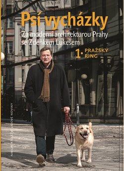 Obálka titulu Psí vycházky 1. /Pražský ring/
