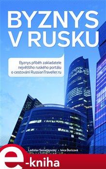 Obálka titulu Byznys v Rusku