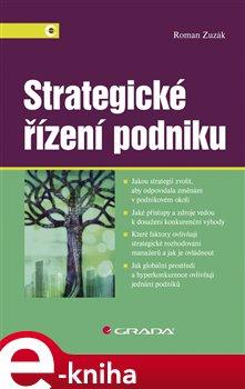 Obálka titulu Strategické řízení podniku
