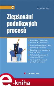 Obálka titulu Zlepšování podnikových procesů