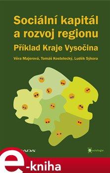 Obálka titulu Sociální kapitál a rozvoj regionu