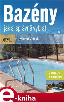 Obálka titulu Bazény