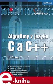 Obálka titulu Algoritmy v jazyku C a C++