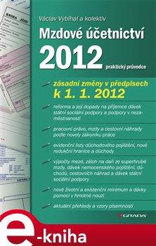 Obálka titulu Mzdové účetnictví 2012