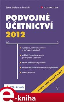 Obálka titulu Podvojné účetnictví 2012
