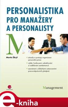 Obálka titulu Personalistika pro manažery a personalisty