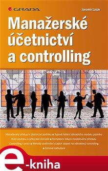 Obálka titulu Manažerské účetnictví a controlling
