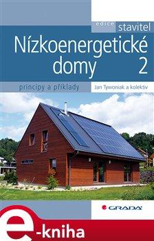 Obálka titulu Nízkoenergetické domy 2