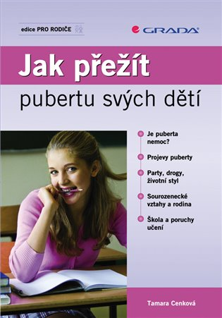 Jak přežít pubertu svých dětí - Tamara Cenková | Replicamaglie.com