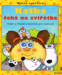 Obálka titulu Katka čeká na zvířátka