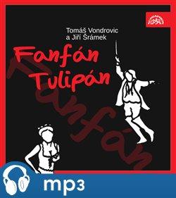 Obálka titulu Fanfán Tulipán