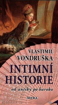 Obálka titulu Intimní historie
