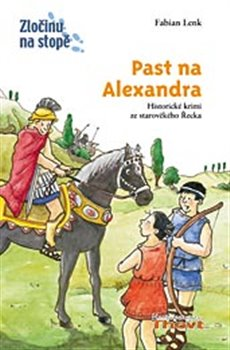 Obálka titulu Past na Alexandra