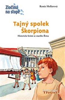 Obálka titulu Tajný spolek Škorpiona