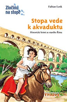 Obálka titulu Stopa vede k akvaduktu