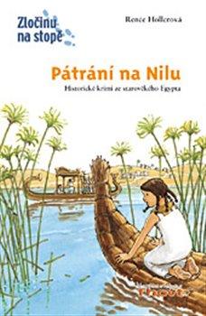 Obálka titulu Pátrání na Nilu