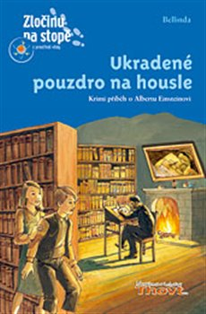 Obálka titulu Ukradené pouzdro na housle