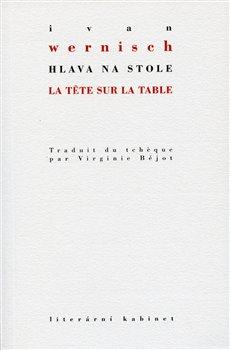 Obálka titulu Hlava na stole / La tete sur la table