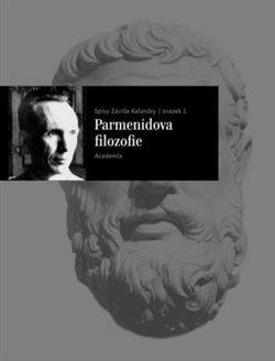 Obálka titulu Parmenidova filozofie