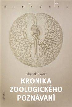 Obálka titulu Kronika zoologického poznávání