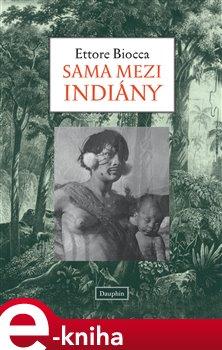 Obálka titulu Sama mezi Indiány