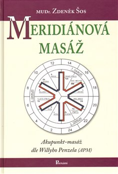 Obálka titulu Meridiánová masáž