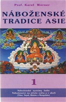 Obálka titulu Náboženské tradice Asie - 1