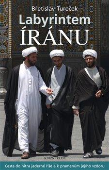 Obálka titulu Labyrintem Íránu