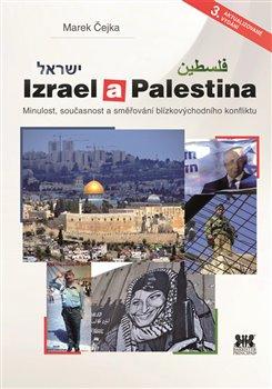 Obálka titulu Izrael a Palestina