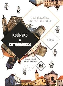 Obálka titulu Kolínsko a Kutnohorsko