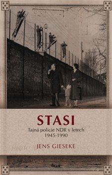 Obálka titulu Stasi