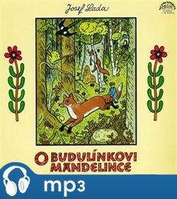 Obálka titulu O Budulínkovi a Mandelince