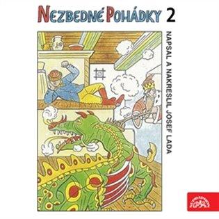 Nezbedné pohádky 2. - Josef Lada | Booksquad.ink