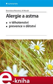 Obálka titulu Alergie a astma
