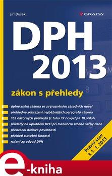 Obálka titulu DPH 2013